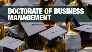 Earn a Doctorate of Business Management degree at Regenesys Business School