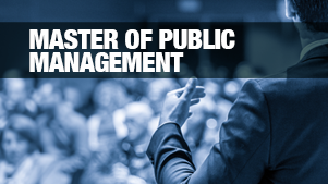 Earn a Master of Public Management degree at Regenesys Business School