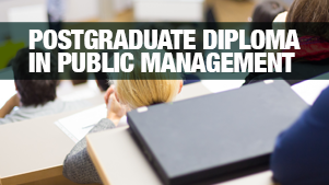Earn a Postgraduate Diploma in Public Management at Regenesys Business School