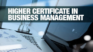 Earn a Higher Certificate in Business Management at Regenesys Business School